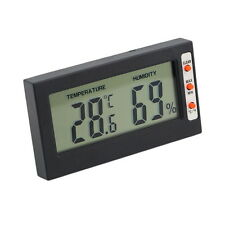 New Digital LCD Thermometer Hygrometer Temperature Humidity Meter Gauge  LC