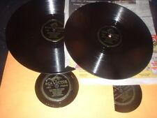 78RPM RCA Victor P81 4 Record Set (No Album) Dick Leibert Invitation 2 Waltz E-E