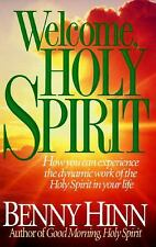 Welcome Holy Spirit by Benny Hinn 1995 HBDC Christian Ministry Inspirational