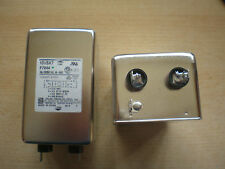 EMI/RFI 10 amp mains filter  10VSK7 Made by Corcom  Z72