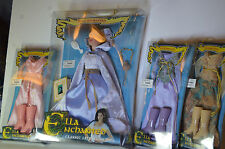 "CLASSIC ELLA ENCHANTED ROBERT TONNER RARE 14"" FASHION DOLL 3 Outfits 2004 NRFB"