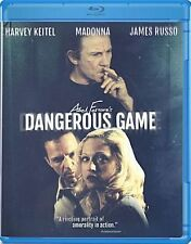 Dangerous Game (Madonna) Region A BLURAY - Sealed