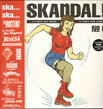 VA - Ska... Ska... Skandal No. 6       LP + Download      !!! NEU !!!