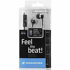 SENNHEISER MM30i Auricolari per iPhone, iPad, iPod with Full APPLE REMOTE CONTROL