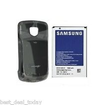 OEM Samsung Extended Life Battery&Door For Droid Charge SCH-I510 Verizon 2600mah