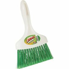 """LIBMAN SYNTHETIC WHISK BROOM 8"""" WIDE"""