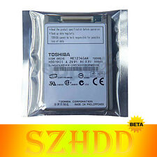 NEW 1.8 Inch 120GB MK1214GAH ZIF/CE Hard Disk Drive For Dell D430 D420 XT Laptop