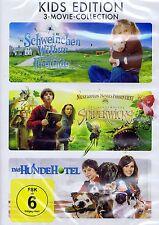 DVD-BOX NEU/OVP - Kids Edition - 3 Filme - Das Hundehotel u.a.