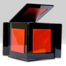 Production Cube - Acrylic - Magic Trick Device