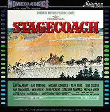 Stagecoach / The Trouble With Angels Composed by Jerry Goldsmith