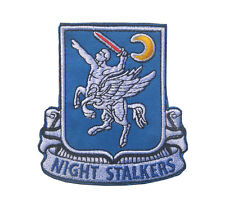 SEAL TEAM Operation 160th SOAR NIGHT STALKERS Embroidery HOOK Patch   LH  805