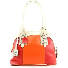 Madi Claire Carolyn Women Orange Shoulder Bag