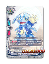 Buddyfight x 4 Dragon Kid, Ruse [H-BT03/0107EN C] English Mint Future Card