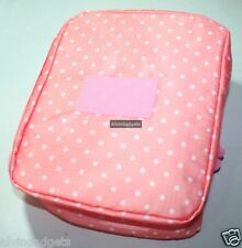 Pattern Travel Toiletry & Cosmetic Multi Pouch Tote Carry Bag Ver. 2