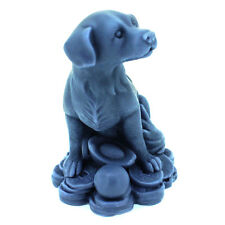 Dog Resin Jelly Pudding Mould Decorative DIY Soap Candle Crafts Silicone Molds
