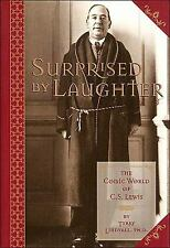 Surprised By Laughter: The Comic World of C.S. Lewis-ExLibrary