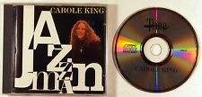 Carole King Jazzman EU 2000 CD Rare