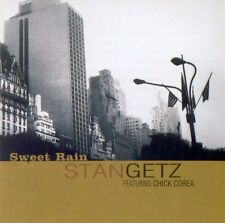 CD STAN GETZ -  Sweet Rain -  feat. Chick Corea