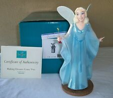 "WDCC ""Making Dreams Come True"" The blue Fairy from Disneys Pinocchio w/COA-- New"