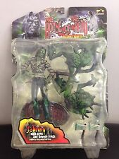 Palisades 2000 The House Of The Dead Serie 1 Johnny Action Figure New Sealed