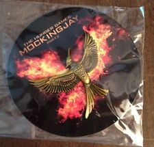 The Hunger Games Mockingjay Part 2 Pin ~ 2015 SDCC The Exhibition ~ NEW SEALED