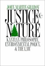 Justice & Nature: Kantian Philosophy, Environmental Policy, and the La-ExLibrary