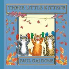 Three Little Kittens Folk Tale Classics