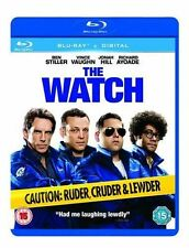 THE WATCH - BLU RAY - BEN STILLER - NEW / SEALED - UK STOCK