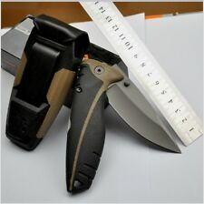 Folding Knife Outdoor Survival Camping Hunting Pocket for trekking,camping,outdo