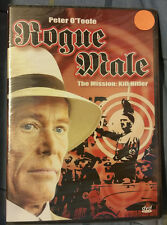 Rogue Male - The Mission: Kill Hitler DVD Peter O'Toole 1976 Movie Color