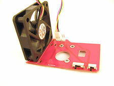 Printrlight, Light and extruder fan holder for Printrbot Simple 2014