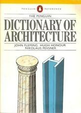 The Penguin Dictionary of Architecture (Reference Books) By John Fleming,etc.