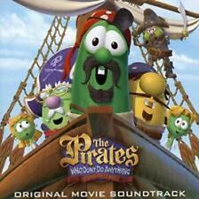 CD A Veggie Tales Movie Soundtrack THE PIRATES WHO DON'T DO .. Kids Worship NEU