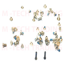 NEW GENUINE IPHONE 5 FULL SCREW SET + BOTTOM BLACK STAR PENTALOBE SCREWS PARTS