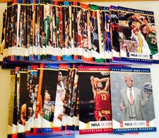 LOT (143) DIFFERENT 2012-13 HOOPS GLOSSY INSERTS LOADED BEAL KEMBA RC STARS PG13