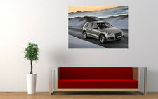 2013 AUDI Q5 NEW GIANT LARGE ART PRINT POSTER PICTURE WALL