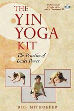 NEW - The Yin Yoga Kit: The Practice of Quiet Power (Boxed Set)