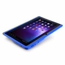 "New 7"" 8GB Android 4.4 Tablet PC for Kids Children MID Dual Cameras Wifi Blue"