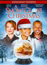 A Snow Globe Christmas DVDs-Good Condition