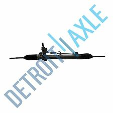 Complete Power Steering Rack and Pinion Assembly for Dodge & Chrysler RWD only.