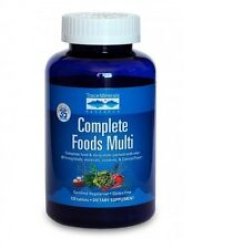 Trace Mineral Research Complete Foods Multi 120 Tablets