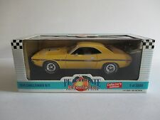 Detailed 1/18 scale diecast 1970 R/T Hemi Challenger distributed by Peachstate