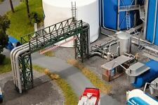 FALLER HO SCALE 1:87 PIPELINE & FILLING PLANT BUILDING KIT | BN | 130487
