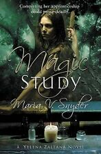 Magic Study by Maria V. Snyder (Paperback, 2008)
