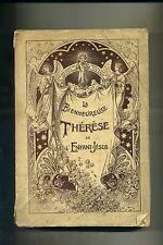 LA BIENHEUREUSE THÉRÈSE DE L'ENFANT-JÉSUS # Office Central de la B. Thérèse 1923