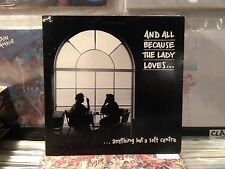 And All Because The Lady Loves...-Anything But A Soft Centre LP-SIGNED!!!!!!!!!!