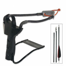 Marksman Pocket Hunter Slingshot With 3-Piece Arrow Set Lightweight 3076W *NEW*