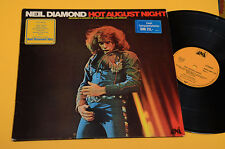 NEIL DIAMOND 2LP LIVE GREEK THEATRE LOS ANGELES-1°ST ORIG GERMANY GATEFOLD COVER