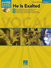 He Is Exalted - Vocal Edition: Worship Band Play-Along Volume 4, , Good Book