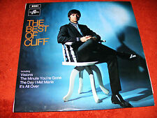 Cliff  Richard  -  The Best Of   Original   1968   Vinyl   LP   Record  SCX 6343